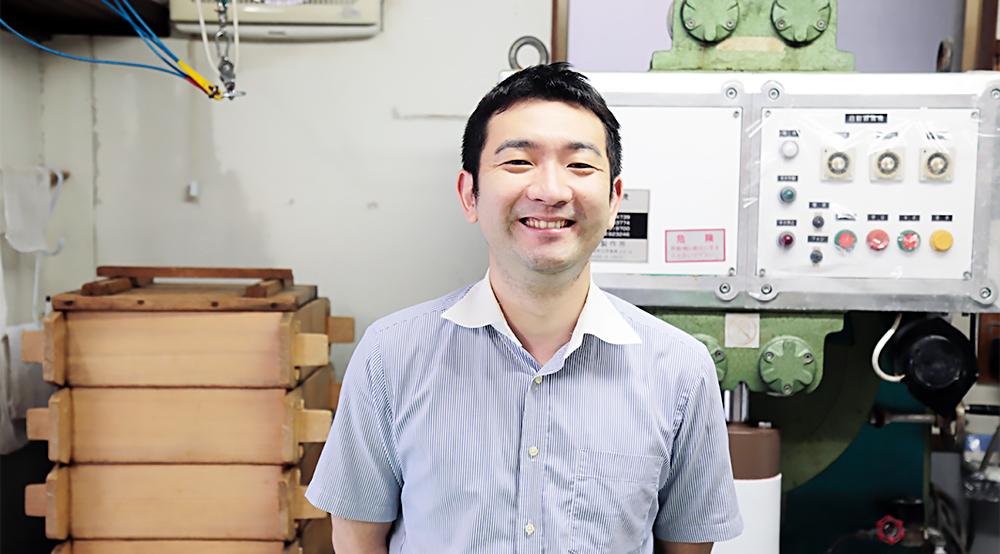 清藤 貴博氏の画像