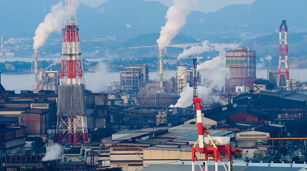 北九州の鉄鋼産業