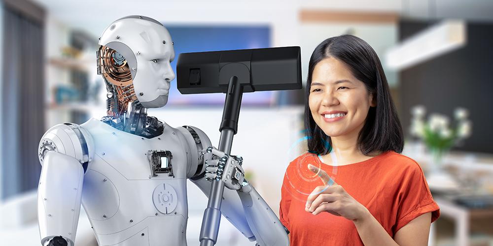 AIと女性