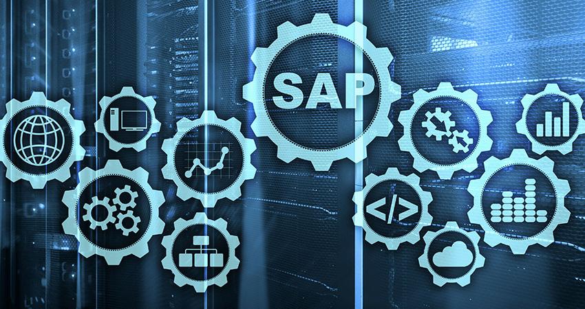 SAPシステムイメージ