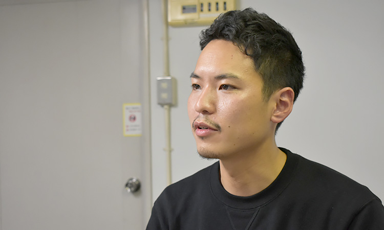 エンジニアカフェ、マネージャの寺元氏