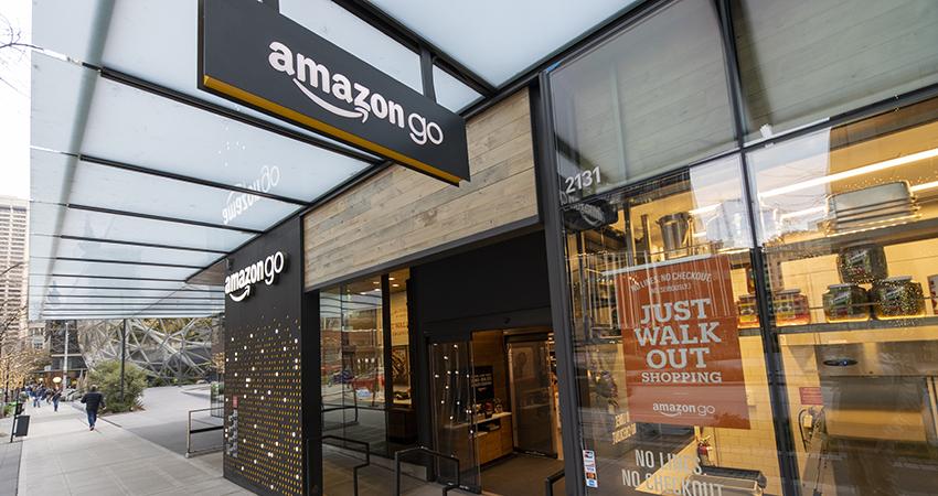 Amazon GOの外観