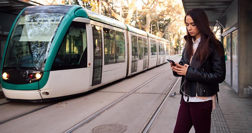 次世代型路面電車のライトレール(LRT)