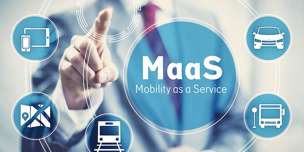 MaaSのイメージ
