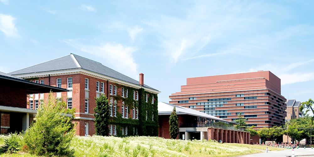 西南学院大学の外観