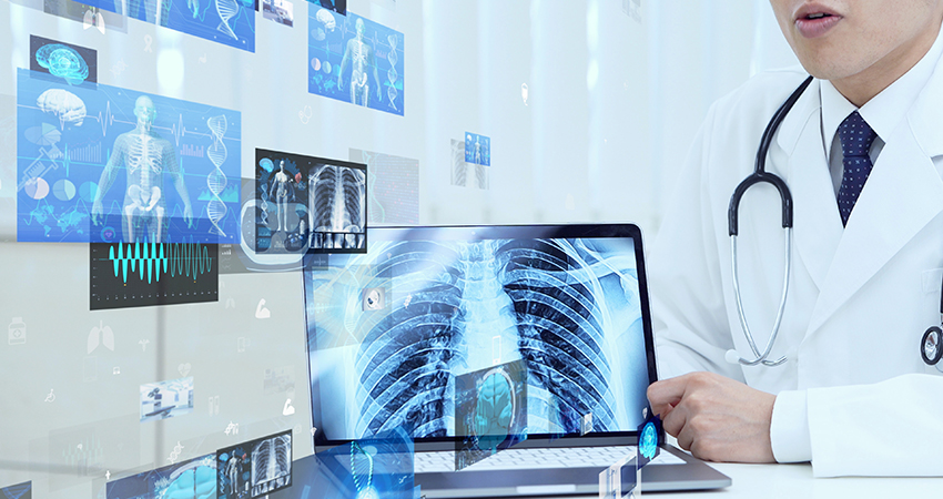 医療現場で活躍するIA技術